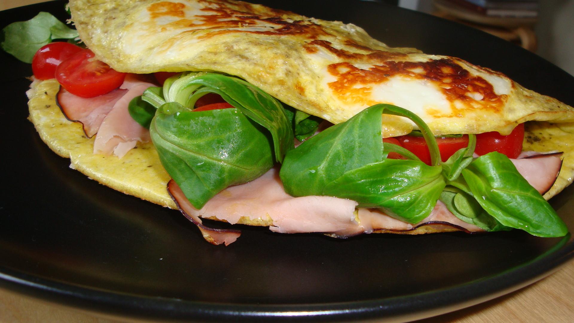lunch otrohet stort bröst