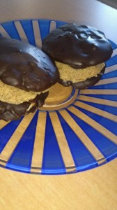 protein chokladkaka